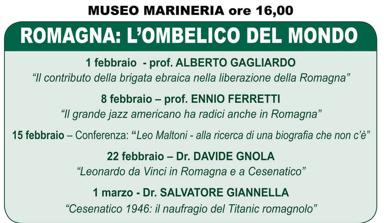 Adria Bandiere - Museo Marineria